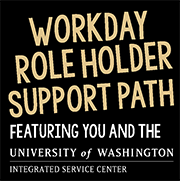 Image from Workday Role Holder Support Path comic