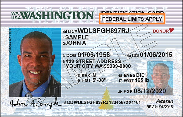 wa drivers license new card
